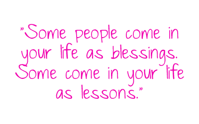 Lesson In Life Quote Pleasing Quote Of The Week  Life Lessons