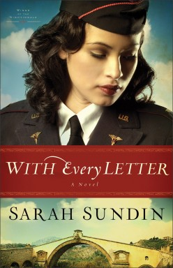 With Every Letter by Sara Sundin