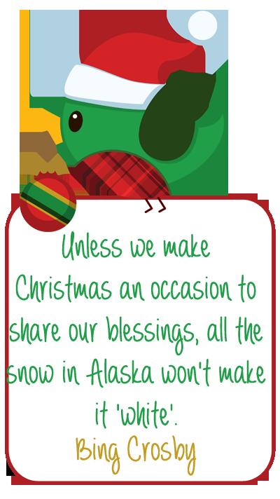 Share Blessings