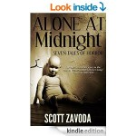 Alone at Midnight: Short Horror Collection by Scott Zavoda
