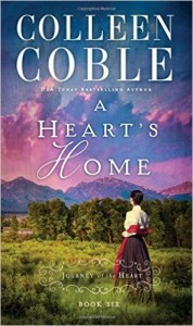 A Hearts Home by Colleen Coble