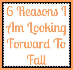 6 Reasons. . .