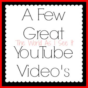 A Few Great YouTube Video's