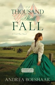A Thousand Shall Fall by Andrea Boeshaar