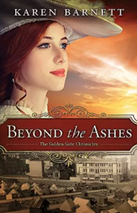 Beyond The Ashes by Karen Barnett