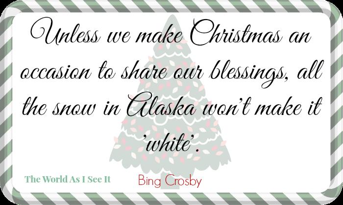 Bing Cosby-Christmas