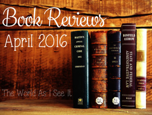 Book Reviews April 2016