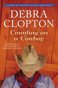 Counting on a Cowboy by Debra Clopton
