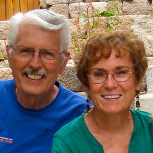 Dave and Neta Jackson