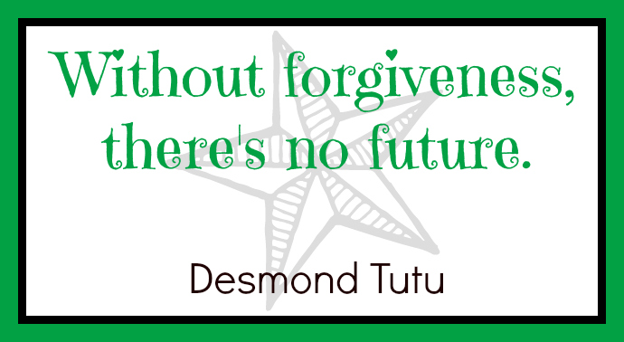 Quote Of The Week ~ Desmond Tutu - The World As I See It