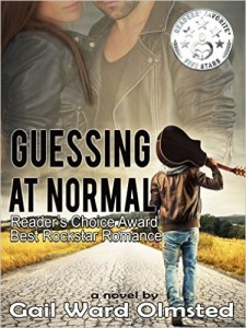 Guessing At Normal by Gail Ward Olmsted