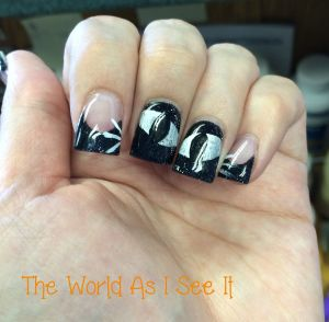 Halloween Nails 1