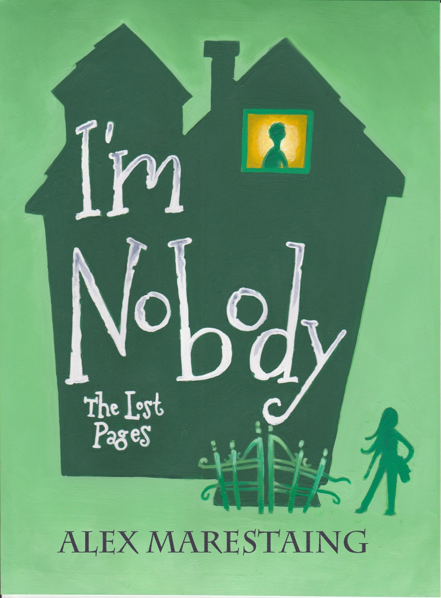 Im Nobody The Lost Pages