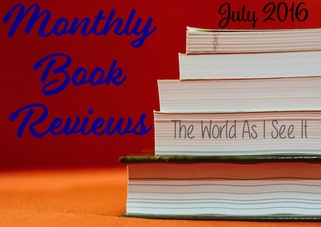 July 2016 Book Reviews