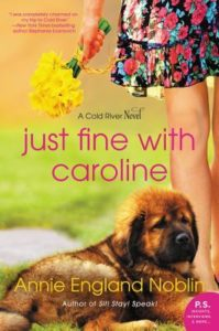 just-fine-with-caroline-by-annie-england-noblin