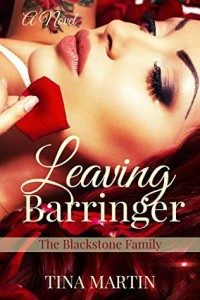 Leaving Barringer by Tina Martin