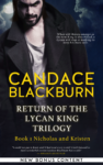 Return of the Lycan King by Candace Blackburn