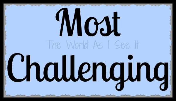 Most Challenging