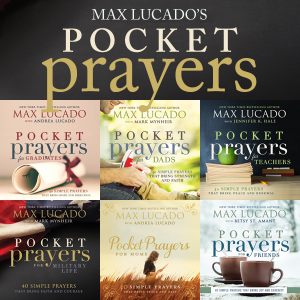 Pocket Prayers by Max Lucado