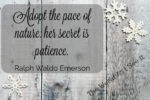 Ralph Waldo Emerson – Quote Of The Week
