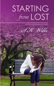Starting From Lost by SK Wills