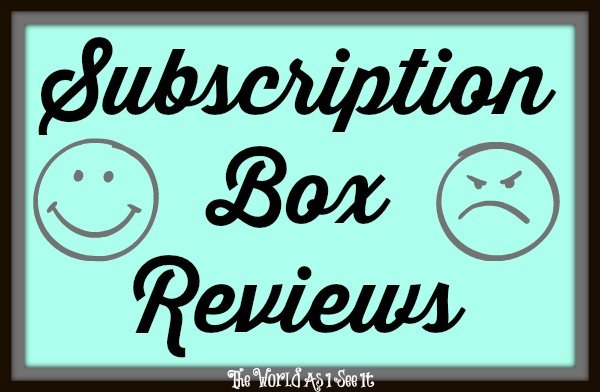 Subscription Box Reviews