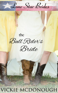 The Bull Rider's Bride by Vickie McDonough