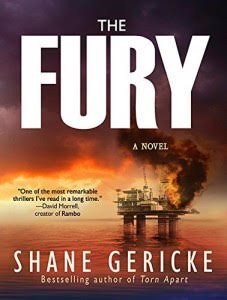 The Fury by Shane Gericke