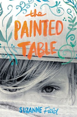 The Painted Table Cover
