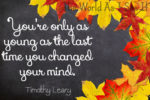 Timothy Leary – Quote Of The Week
