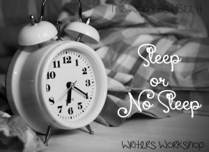 WW-Sleep Or No Sleep