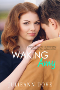 Waking Amy by Julieann Dove