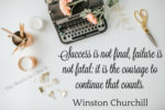 Winston Churchill – Quote Of The Week