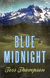 blue midnight tess thompson