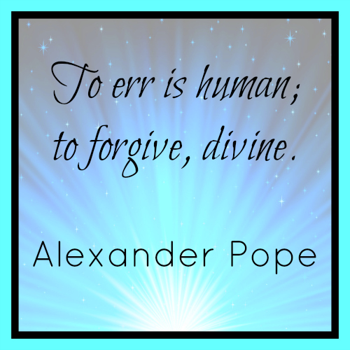 Quote Of The Week~Alexander Pope - The World As I See It